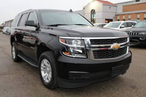 2020 Chevrolet Tahoe for sale at SHAFER AUTO GROUP in Columbus OH