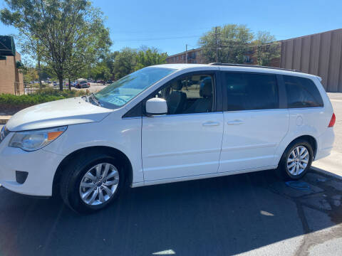 2012 Volkswagen Routan for sale at R n B Cars Inc. in Denver CO