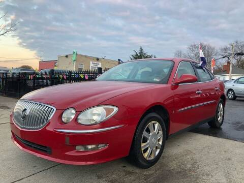 2008 Buick LaCrosse for sale at Crestwood Auto Center in Richmond VA