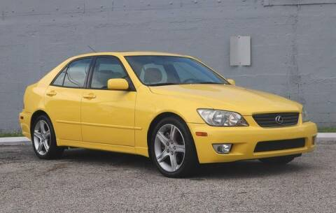 2002 Lexus IS 300 for sale at No 1 Auto Sales in Hollywood FL