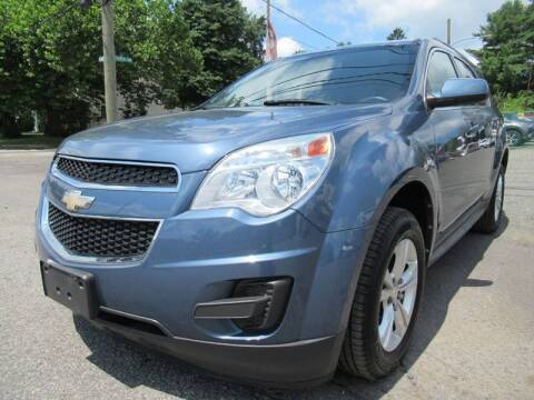 2012 Chevrolet Equinox for sale at PRESTIGE IMPORT AUTO SALES in Morrisville PA