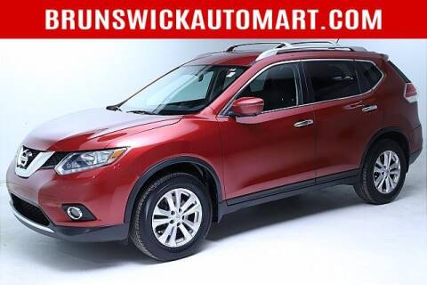 2016 Nissan Rogue for sale at Brunswick Auto Mart in Brunswick OH