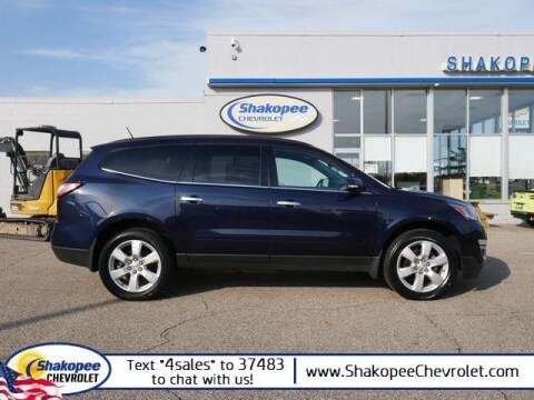 2017 Chevrolet Traverse for sale at SHAKOPEE CHEVROLET in Shakopee MN