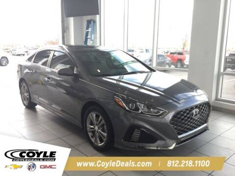 2019 Hyundai Sonata for sale at COYLE GM - COYLE NISSAN in Clarksville IN