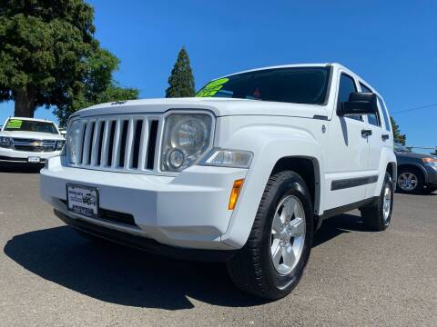2011 Jeep Liberty for sale at Pacific Auto LLC in Woodburn OR