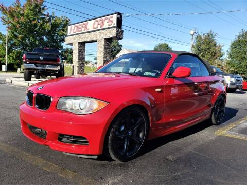 2011 BMW 1 Series for sale at I-DEAL CARS in Camp Hill PA