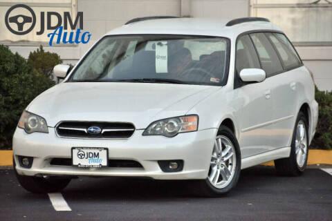 2005 Subaru Legacy for sale at JDM Auto in Fredericksburg VA