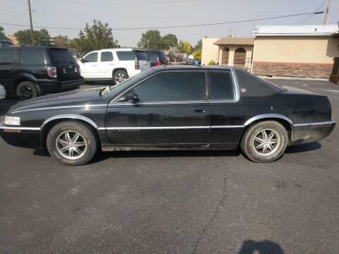 1995 Cadillac Eldorado for sale at Creekside Auto Sales in Pocatello ID