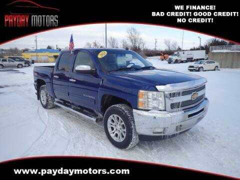 2013 Chevrolet Silverado 1500 for sale at Payday Motors in Wichita And Topeka KS
