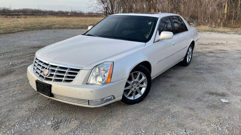 2011 Cadillac DTS for sale in Markham, IL
