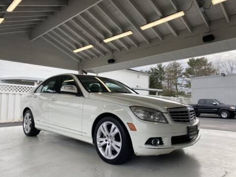 2009 Mercedes-Benz C-Class for sale at Pasadena Preowned in Pasadena MD