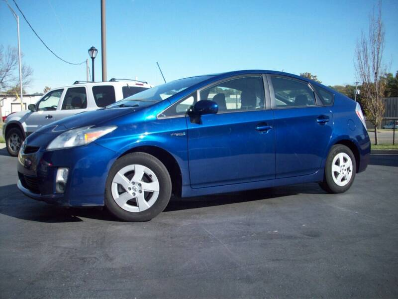 2010 Toyota Prius for sale at Whitney Motor CO in Merriam KS