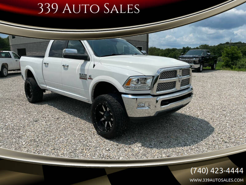 2015 RAM Ram Pickup 2500 for sale at 339 Auto Sales in Belpre OH
