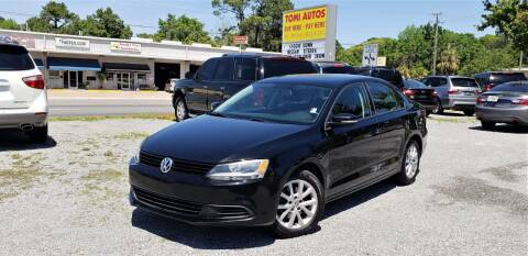 2011 Volkswagen Jetta for sale at TOMI AUTOS, LLC in Panama City FL