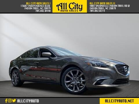 2016 Mazda MAZDA6 for sale at All City Auto Sales in Indian Trail NC