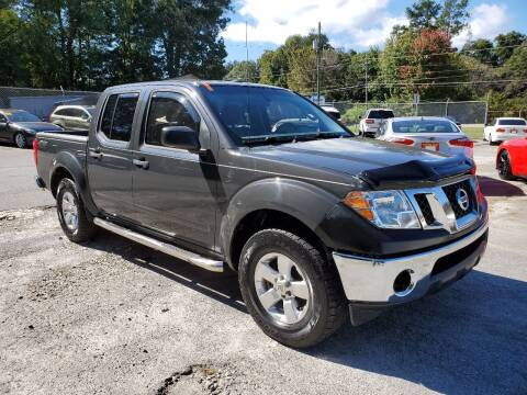 2013 Nissan Frontier for sale at Import Plus Auto Sales in Norcross GA