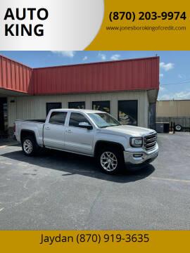 2017 GMC Sierra 1500 for sale at AUTO KING in Jonesboro AR