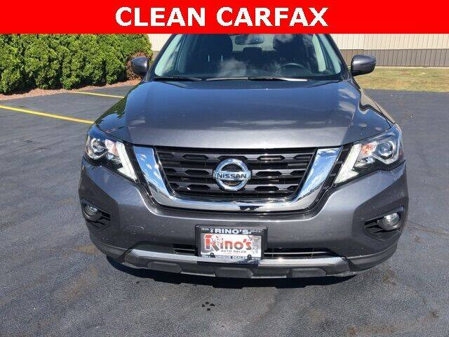 2019 Nissan Pathfinder for sale at Rino's Auto Sales in Celina OH