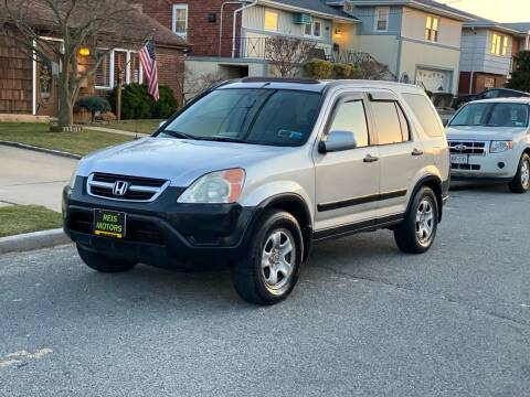 2004 Honda CR-V for sale at Reis Motors LLC in Lawrence NY