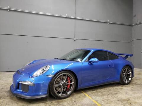 2014 Porsche 911 for sale at EA Motorgroup in Austin TX