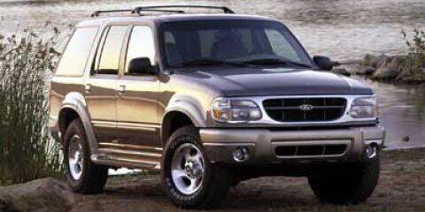 2000 Ford Explorer for sale at SCOTT EVANS CHRYSLER DODGE in Carrollton GA