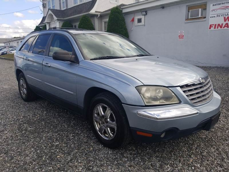 2005 Chrysler Pacifica for sale at Reyes Automotive Group in Lakewood NJ