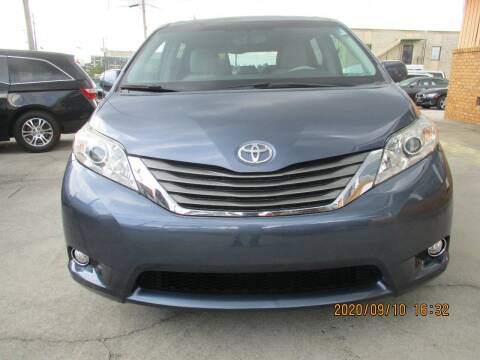2014 Toyota Sienna for sale at Atlantic Motors in Chamblee GA