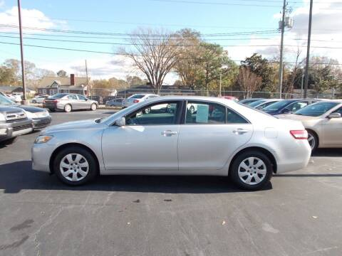 2011 Toyota Camry for sale at ValueMax Used Cars in Greenville NC