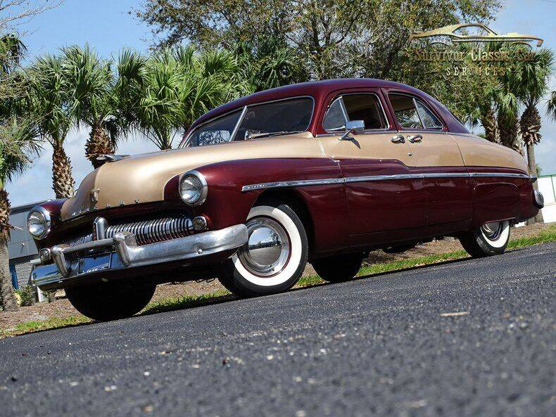 1949 Mercury Eight for sale at SURVIVOR CLASSIC CAR SERVICES in Palmetto FL