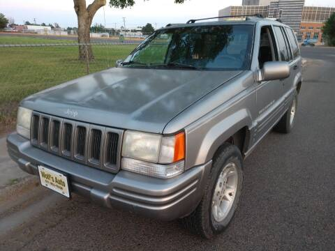 1997 Jeep Grand Cherokee for sale at Wolf's Auto Inc. in Great Falls MT
