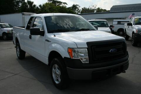 2013 Ford F-150 for sale at Mike's Trucks & Cars in Port Orange FL