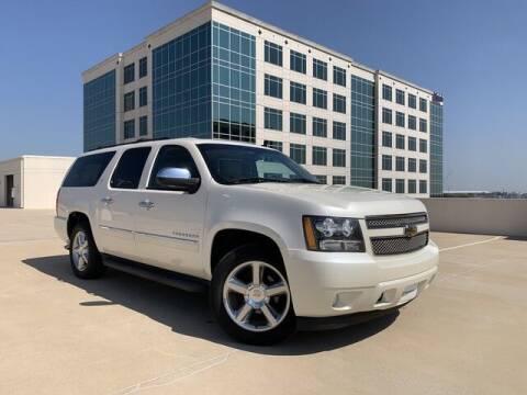 2014 Chevrolet Suburban for sale at SIGNATURE Sales & Consignment in Austin TX
