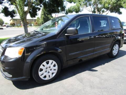 2013 Dodge Grand Caravan for sale at KM MOTOR CARS in Modesto CA