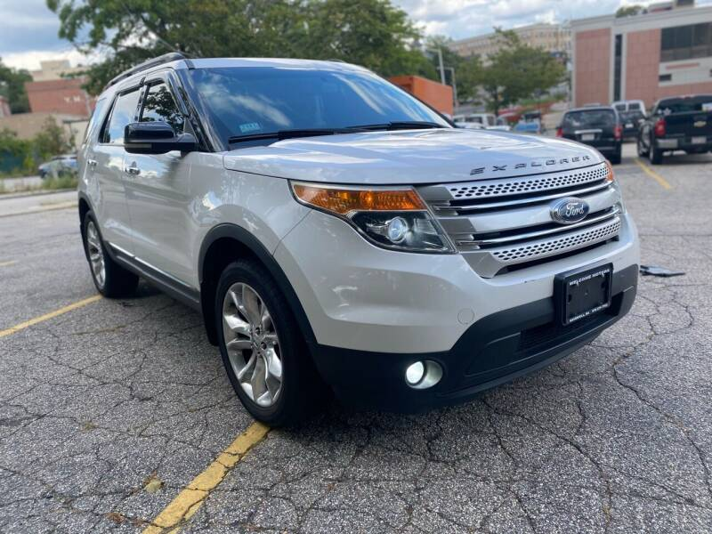 2011 Ford Explorer for sale at Welcome Motors LLC in Haverhill MA