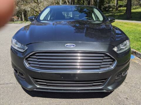 2015 Ford Fusion for sale at All Star Automotive in Tacoma WA