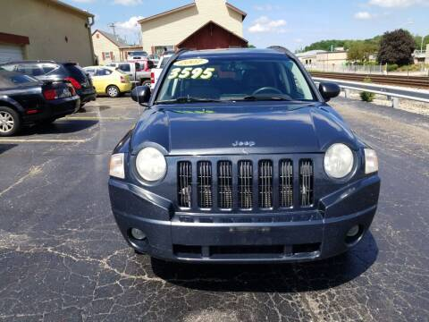 2007 Jeep Compass for sale at Discovery Auto Sales in New Lenox IL