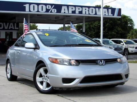 2008 Honda Civic for sale at Orlando Auto Connect in Orlando FL