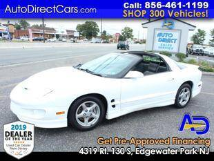 1999 Pontiac Firebird for sale at Auto Direct Trucks.com in Edgewater Park NJ