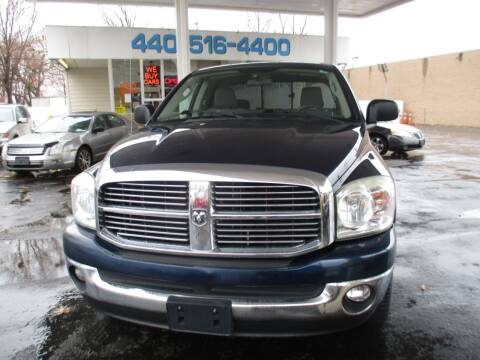 2007 Dodge Ram Pickup 1500 for sale at Elite Auto Sales in Willowick OH