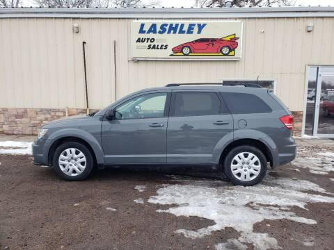 2019 Dodge Journey for sale at Lashley Auto Sales in Mitchell NE
