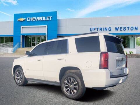 2018 Chevrolet Tahoe for sale at Uftring Weston Pre-Owned Center in Peoria IL