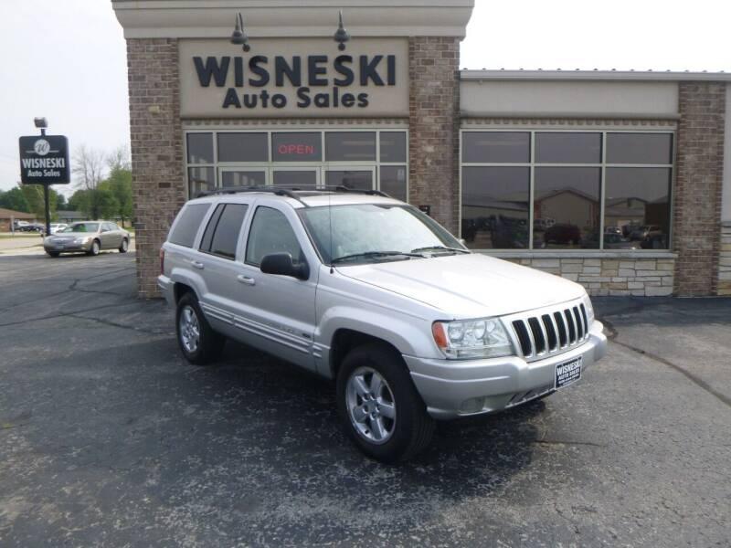 2003 Jeep Grand Cherokee for sale at Wisneski Auto Sales, Inc. in Green Bay WI