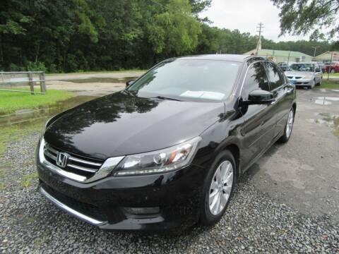 2014 Honda Accord for sale at Bullet Motors Charleston Area in Summerville SC