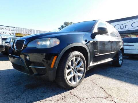 2011 BMW X5 for sale at Car Online in Roswell GA