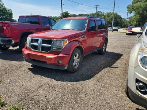 2009 Dodge Nitro for sale at ASAP AUTO SALES in Muskegon MI