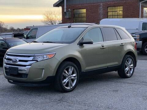 2012 Ford Edge for sale at CT Auto Center Sales in Milford CT
