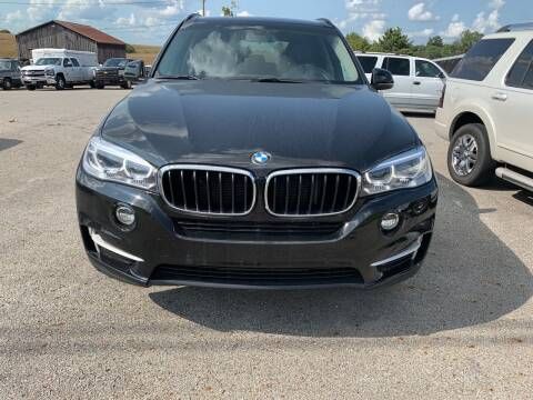 2015 BMW X5 for sale at Todd Nolley Auto Sales in Campbellsville KY