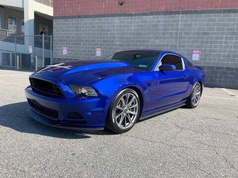 2014 Ford Mustang for sale at Fournier Auto and Truck Sales in Rehoboth MA