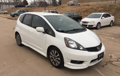 2012 Honda Fit for sale at QUEST MOTORS in Englewood CO