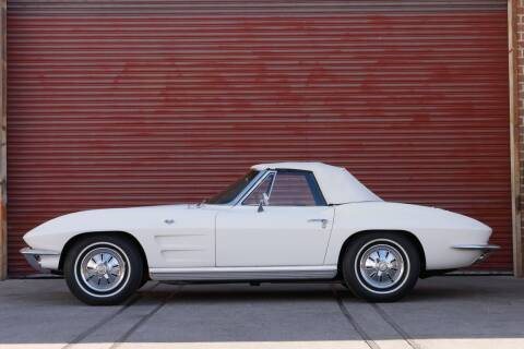 1964 Chevrolet Corvette for sale at Sierra Classics & Imports in Reno NV